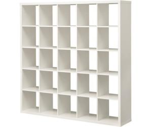 ikea kallax regal 182x182x39cm wei ab 119 00. Black Bedroom Furniture Sets. Home Design Ideas