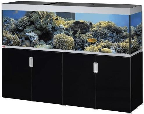 Eheim incpiria marine 600 LED schwarz hochglanz...
