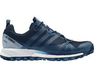 Adidas Terrex Agravic GTX blue night/mystery petrol/footwear ...