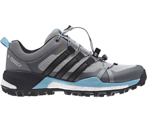 Image of Adidas Terrex Skychaser GTX grey two/core black/vapour blue