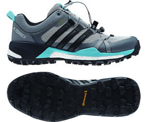 adidas TERREX Skychaser GTX Shoes Women grey twocore black vapour blue 37  1 3 be4b4e2356