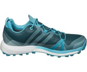 Adidas Terrex Agravic GTX W vapour blue/clear aqua/footwear white ab ...