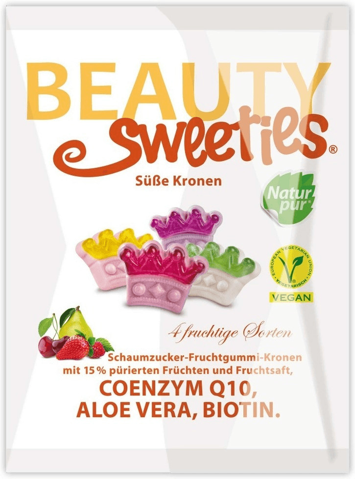 Beauty Sweeties Süße Kronen (125g)