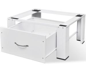 vidaXL Untergestell für Waschmaschine mit Schublade