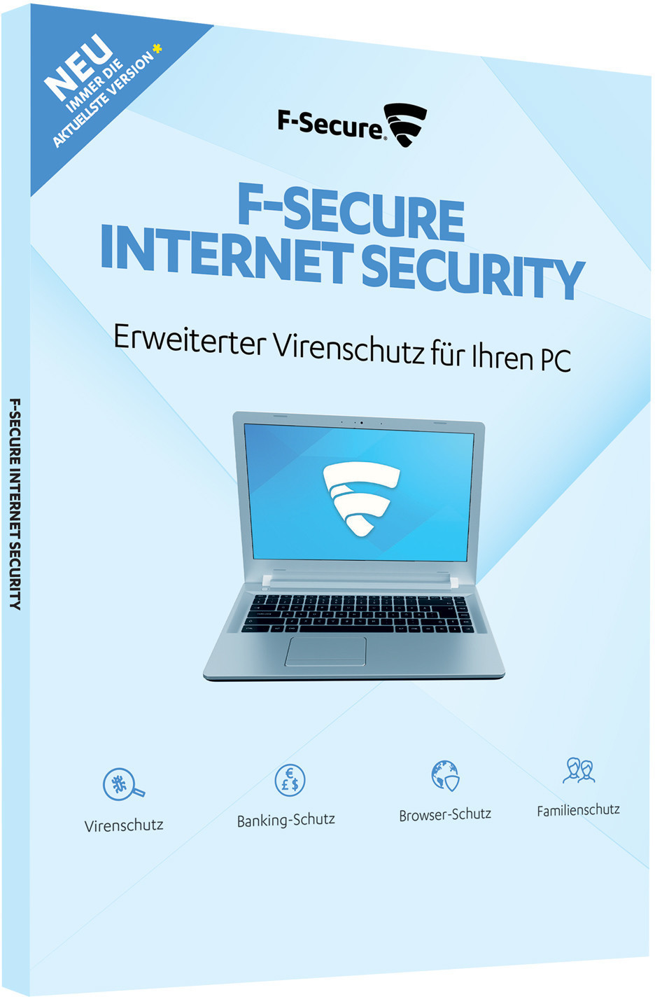 Image of F-Secure Internet Security 2018