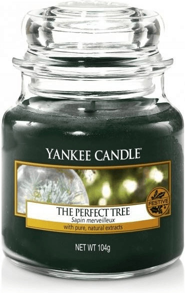 Yankee Candle The Perfect Tree Kleine Kerze 104...
