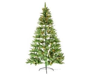 best season weihnachtsbaum mit led beleuchtung 180cm gr n. Black Bedroom Furniture Sets. Home Design Ideas