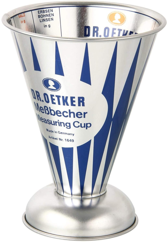 Dr. Oetker Messbecher Nostalgie