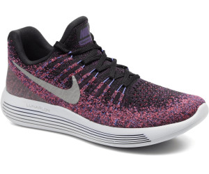 Nike LunarEpic Low Flyknit 2 Wmn blackhyper punchpersian