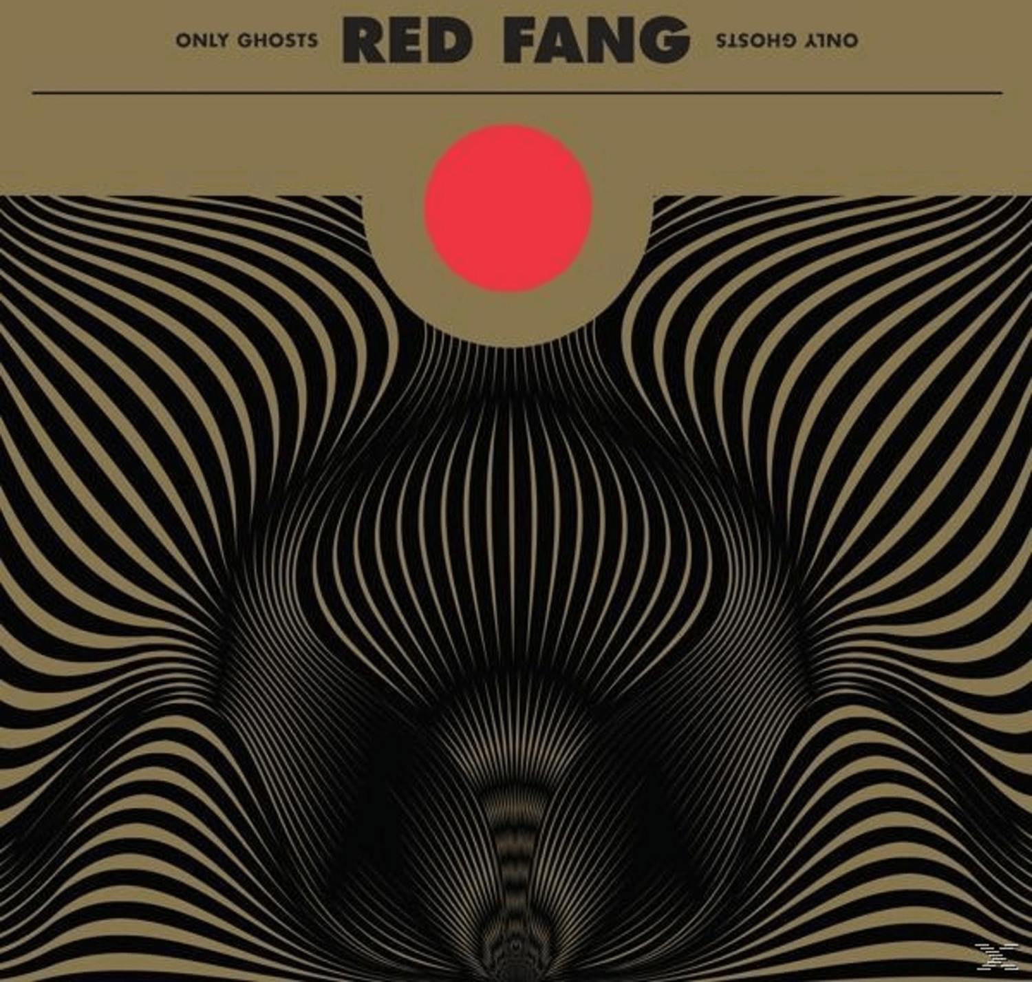 Red Fang - Only Ghosts (Gatefold Black LP+MP3) ...