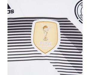 25442d58e9 Adidas Germany Home Maglia Youth 2018 a € 24,50 | Miglior prezzo su ...