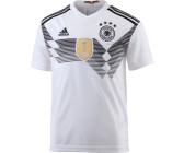 Adidas Deutschland Home Pre Match Trikot 2018 whiteblack ab