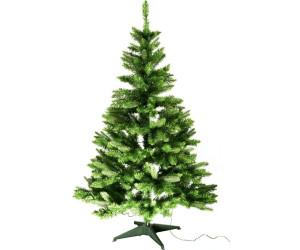 Weihnachtsbaum Künstlich Aussen.Best Season Weihnachtsbaum Mit Led Beleuchtung 150cm Grün Ab 35 99