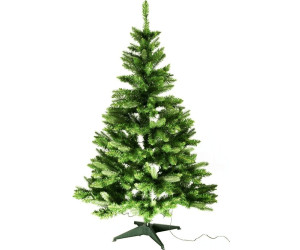 best season weihnachtsbaum mit led beleuchtung 150cm gr n. Black Bedroom Furniture Sets. Home Design Ideas
