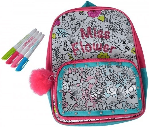 Simba Color Me Mine - Glitter Couture Back Pack