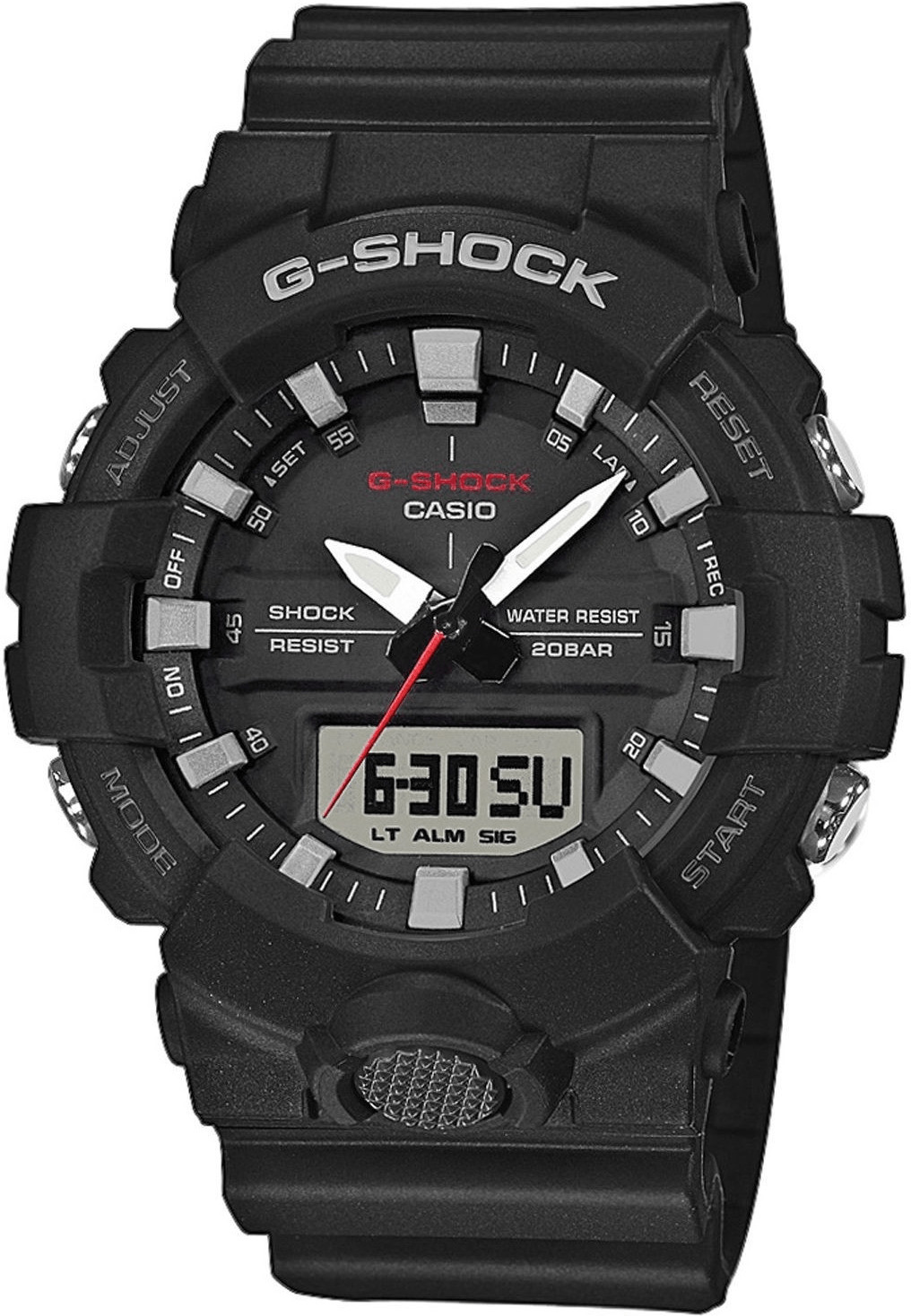 Casio G-Shock (GA-800-1AER)