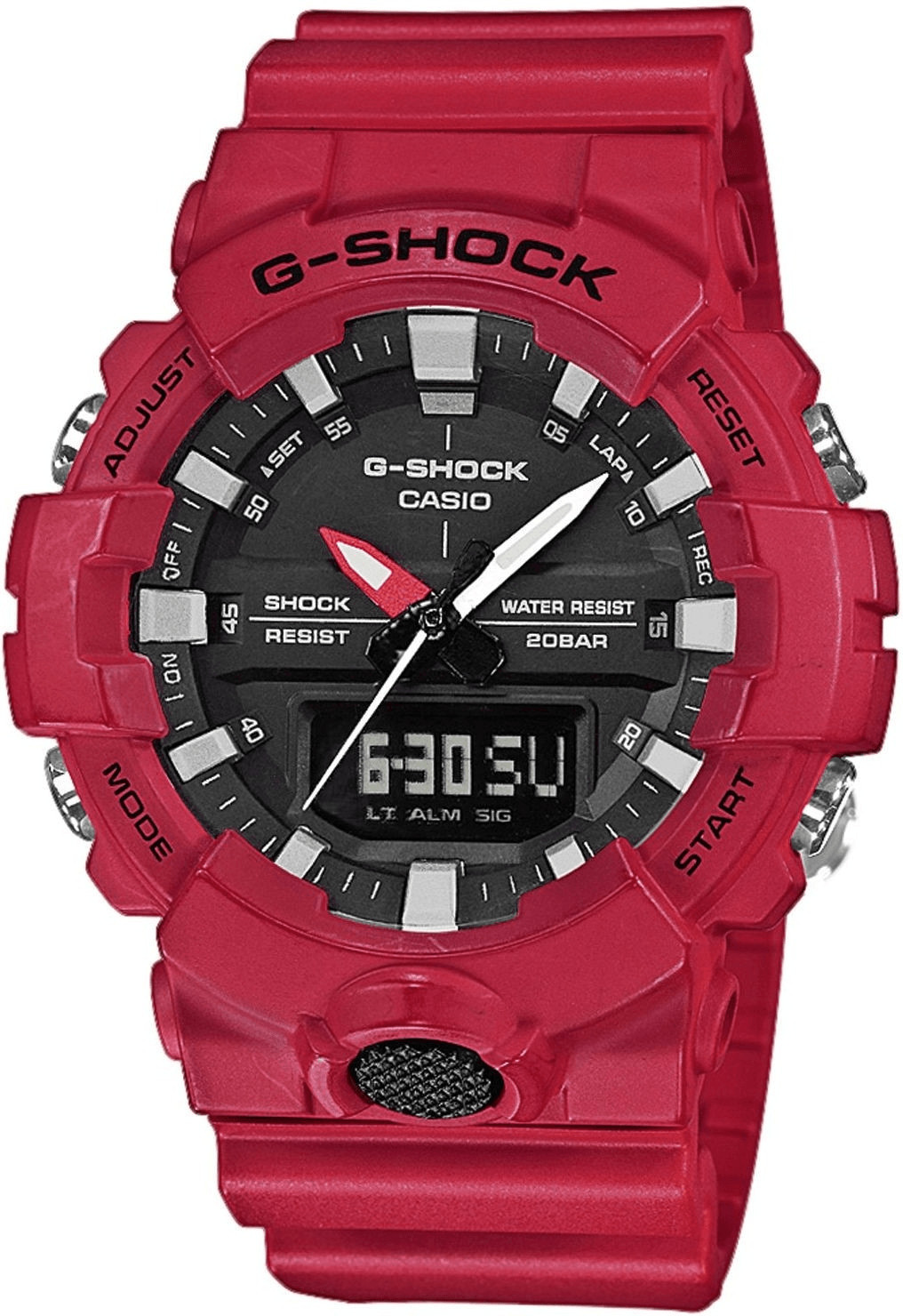 Casio G-Shock (GA-800-4AER)