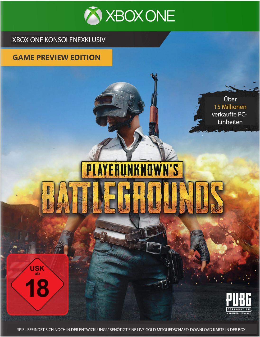 Playerunknown´s Battlegrounds (Xbox One)