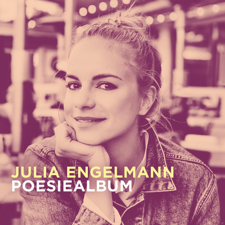 Julia Engelmann - Poesiealbum (CD)