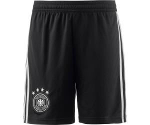 adidas DFB Away Short Trikothose Auswärts Deutschland weiß