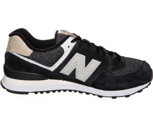 NEW BALANCE 574 Sneaker Uomo Scarpe da ginnastica nero ml574vai ML574 Vai NUOVO