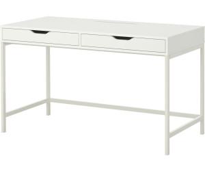 Schreibtisch ikea  Ikea ALEX Schreibtisch 60x76x131cm ab 149,00 € | Preisvergleich ...