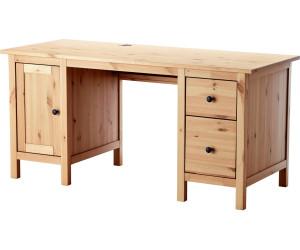 Schreibtisch ikea hemnes  Ikea HEMNES Schreibtisch 65x74x155cm ab 214,00 €   Preisvergleich ...