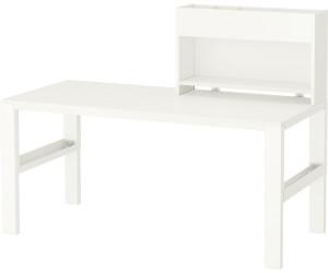 Eckschreibtisch ikea  Ikea PÅHL Schreibtisch mit Aufsatz 58x111x128cm ab 79,00 ...
