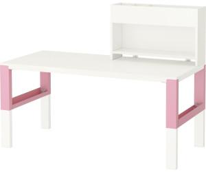Schreibtisch ikea weiß  Ikea PÅHL Schreibtisch mit Aufsatz 58x111x128cm ab 79,00 ...