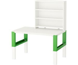 Eckschreibtisch ikea  Ikea PÅHL Schreibtisch mit Aufsatz 58x132x96cm ab 69,00 ...