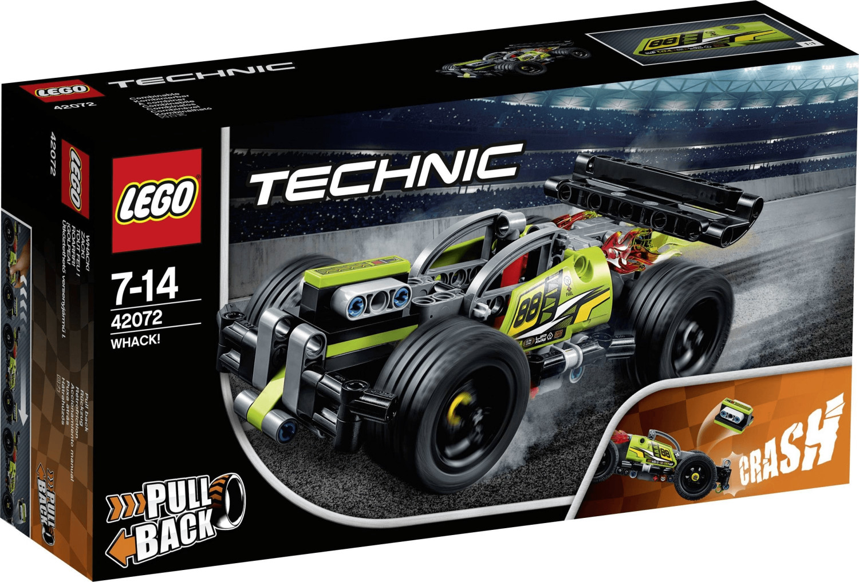 LEGO Technic - Whack (42072)