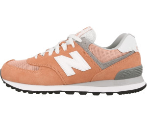 new balance wl574 orange