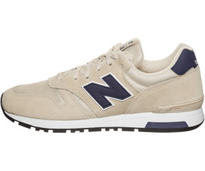 NEW Balance 565 Classics ml565sbn Beige Retro Uomo Sneaker