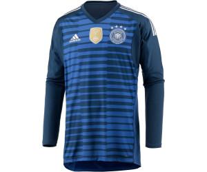 Deutschland Torwart Heimtrikot WM 2018 Herren Langarm