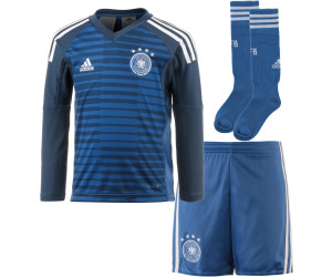 4f965b52a Buy Adidas Germany Home Goalkeeper Mini-Kit 2018 from £34.09 – Best ...