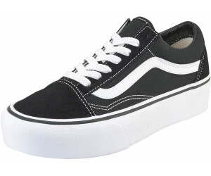 Vans Old Skool Platform Women black/white ab € 65,00 ...