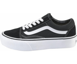 vans basse donna old skool plataform