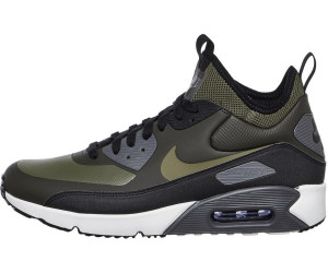 dc604bb8da11cc Nike Air Max 90 Ultra Mid Winter sequoia black dark grey medium ...