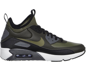 7f2977711cd0f0 Nike Air Max 90 Ultra Mid Winter sequoia black dark grey medium ...