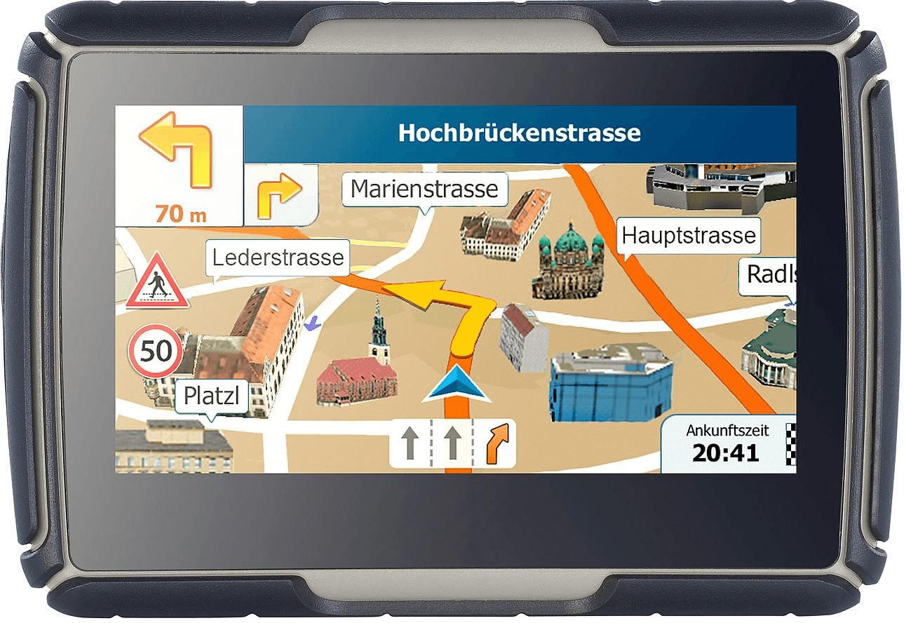 NavGear TourMate N4 Zentral-Europa