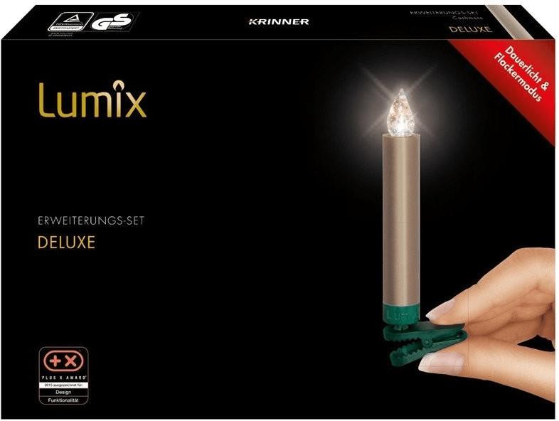 Krinner Lumix Deluxe Erweiterungs-Set 5er cashm...