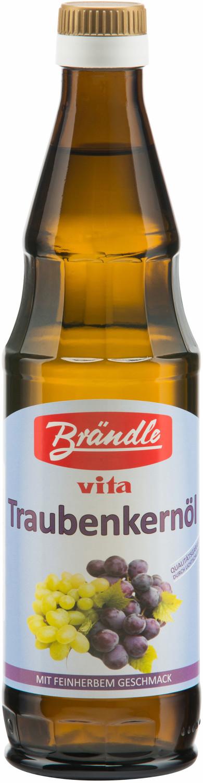 Brändle Vita Traubenkernöl 0,5l