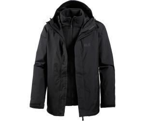 Jack Wolfskin Iceland Jacket Men Black ab 169,59