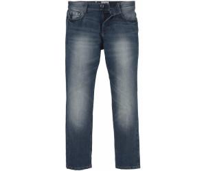 Tom Tailor Josh Regular Slim Jeans mid stone wash denim ab