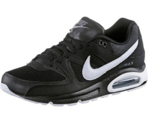 nike air max command black white anthracite