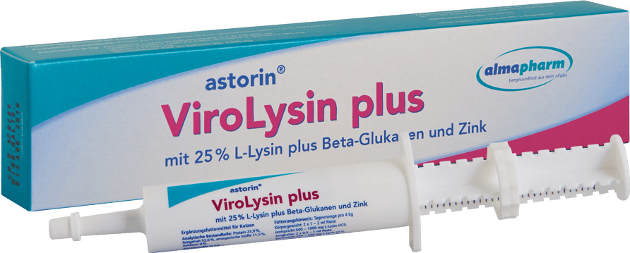 almapharm Astorin ViroLysin Plus 30 ml