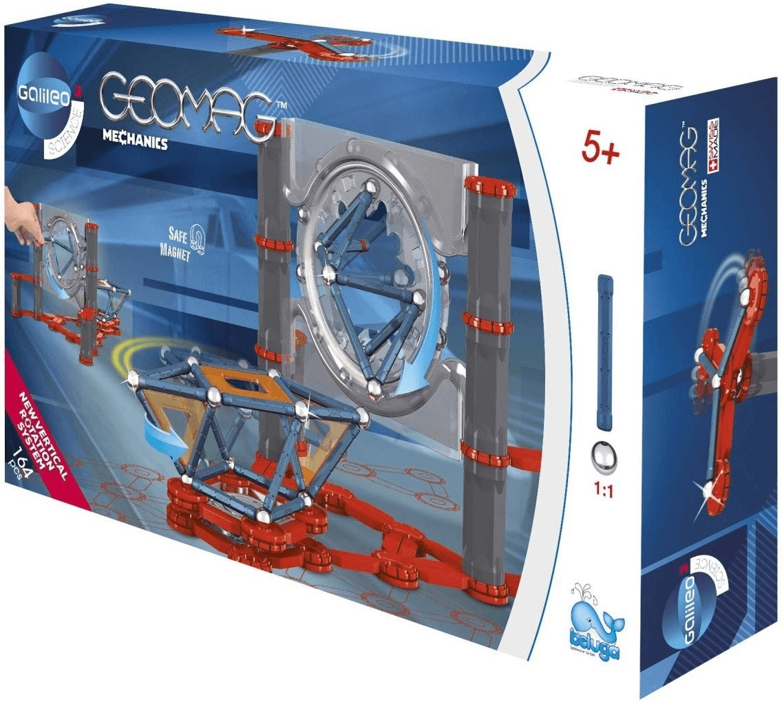Geomag Galileo Mechanics 164