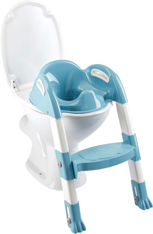 Funny 7115 Kiddyloo Toiletten-Trainer Sky/White