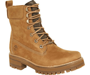 Timberland Courmayeur Valley YBoot Black Earthybuck, Schuhe, Stiefel & Boots, Hohe Boots, Schwarz, Female, 36