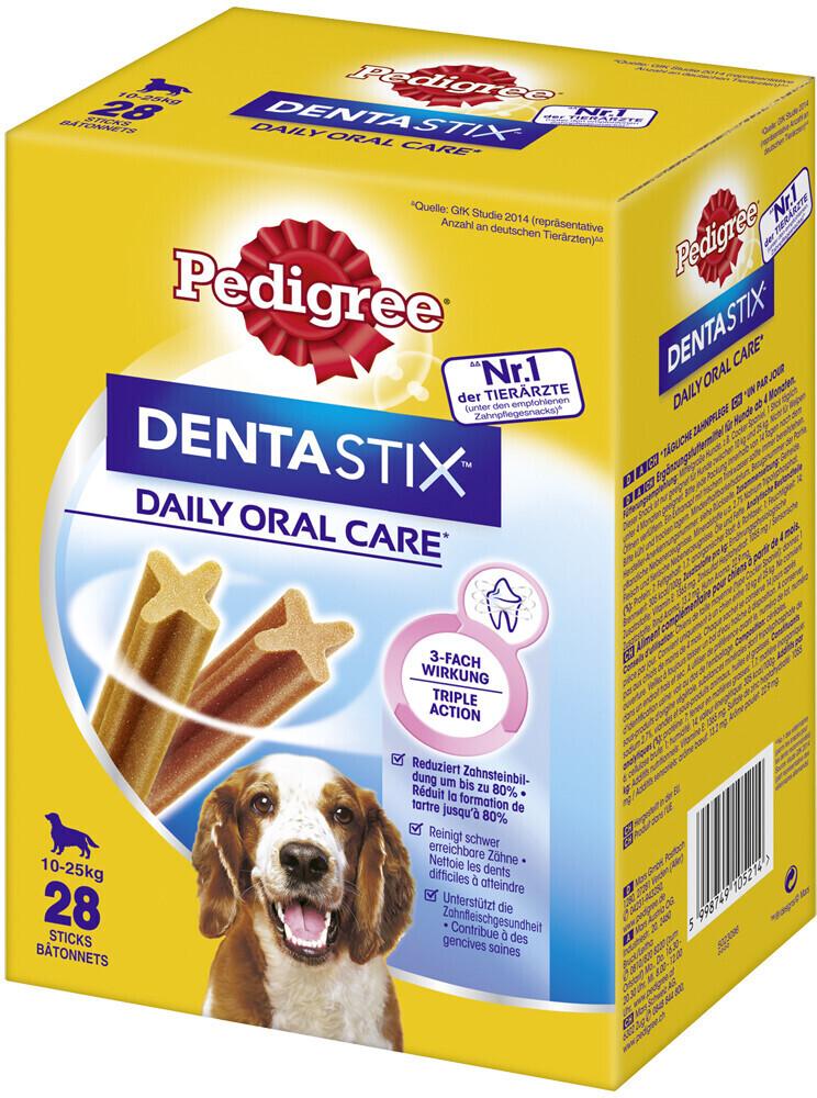 Image of Pedigree DentaStix per cani medi